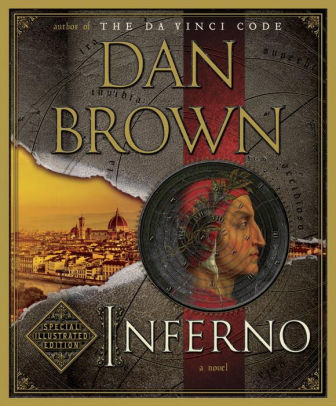 Cover of Dan Brown's Inferno.