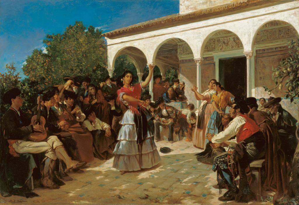 Lenda romena sobre o povo cigano.