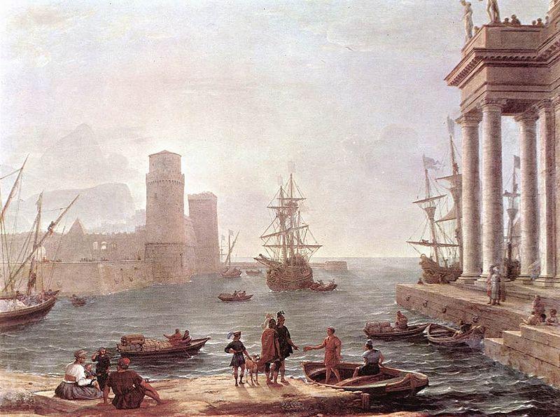 Antiga história da Grécia sobre as mudanças da sorte